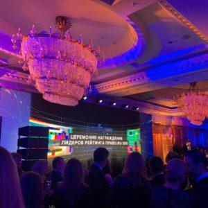 ГК «Консалтум» вошла в рейтинг лучших юридических компаний 2019 года